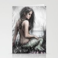 Mermaid's Rest Stationery Cards