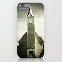 iPhone & iPod Case featuring Sacred Heart Church by The Haus of Chaos: Alli Woods Frederick