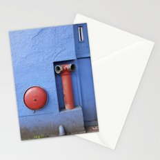 In Case of Fire Stationery Cards