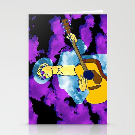 """Morning Phase"" - by Dmitri Jackson Stationery Card"