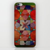The Beauty of Geometry 4 iPhone & iPod Skin