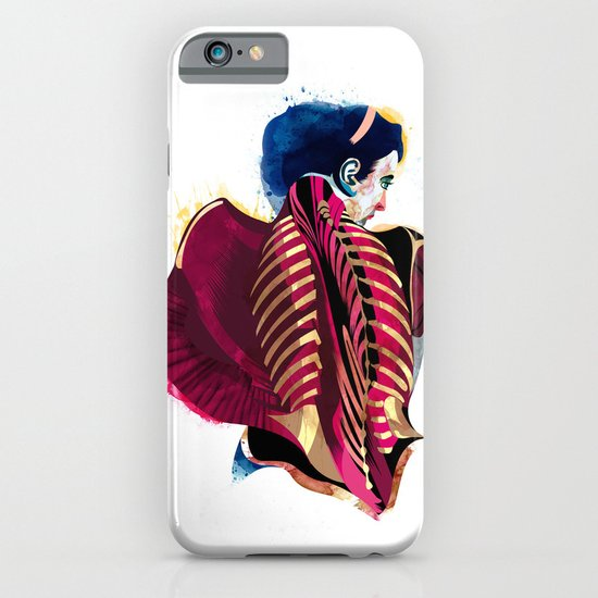 Anatomy 07a iPhone & iPod Case