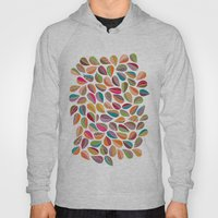 Leaf Colorful Hoody