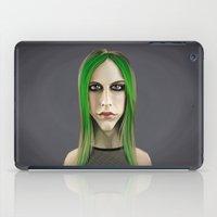 Celebrity Sunday ~ Avril… iPad Case