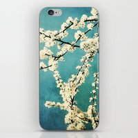 Waiting for Spring to Bloom iPhone & iPod Skin