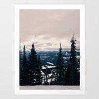 South Fork, Colorado Art Print