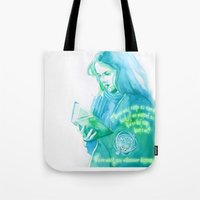 Brightest Witch of Her Age Tote Bag