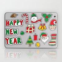 My Christmas Theme (: Laptop & iPad Skin
