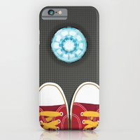 Casual Friday at Stark Industries iPhone 6 Slim Case