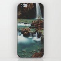 Havasu Falls iPhone & iPod Skin