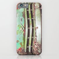 iPhone & iPod Case featuring Old Chevy Blues by Maureen Anne