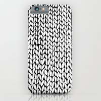 Hand Knitted Loops iPhone 6 Slim Case