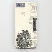 iPhone & iPod Case featuring Tom's Favourite Spot — Angels Knoll Park, LA — (500) Days of Summer by Martin Lucas