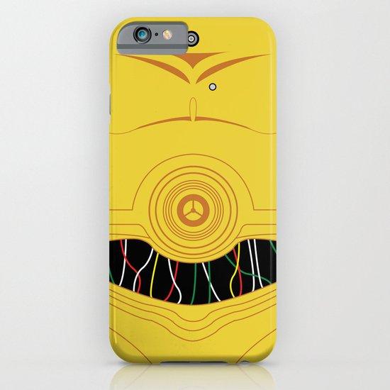 C3P0 iPhone Case iPhone & iPod Case