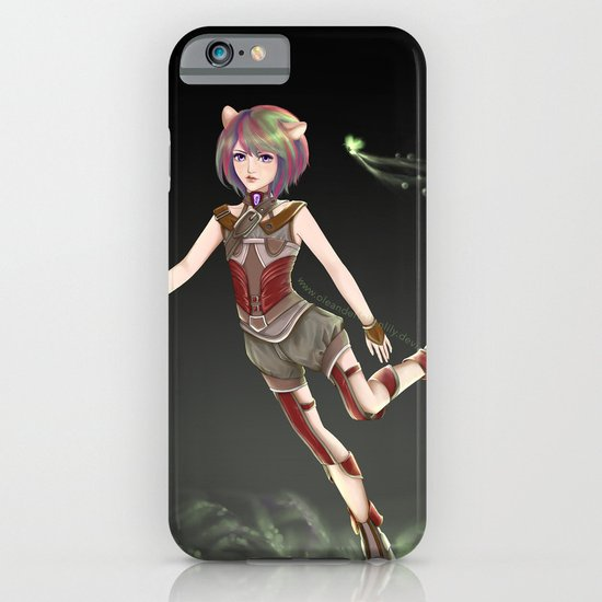 Lampyridae iPhone & iPod Case
