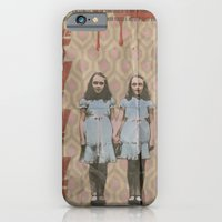iPhone & iPod Case featuring The Shining by JAGraphic