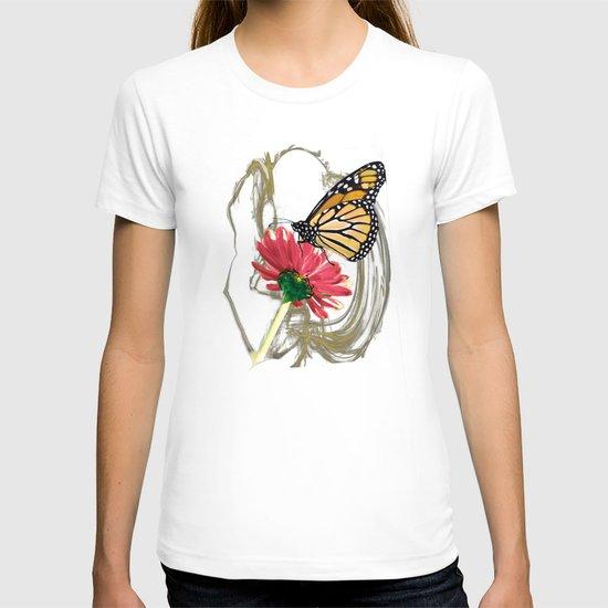 Butterfly Summer Dance  T-shirt