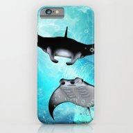 Manta Rays iPhone 6 Slim Case
