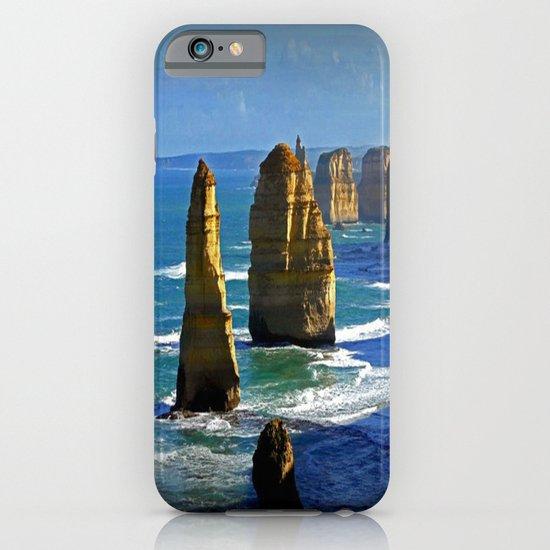 Limestone Rock Stacks - Twelve Apostles iPhone & iPod Case