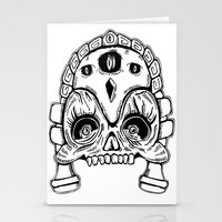 Gone Forever Stationery Cards