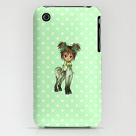 Elf Pony Melly Melon iPhone (3g, 3gs) Slim Case