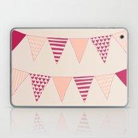 Bunting Laptop & iPad Skin