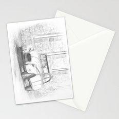 Citroen 2 CV - Deux Chevaux Stationery Cards