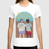 T-shirt featuring Pulp Fiction by Mexican Zebra