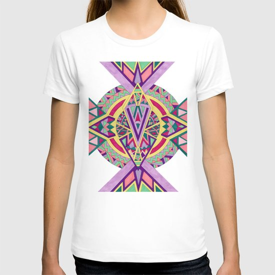 Abstract Journey T-shirt
