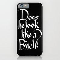 Pulp Calligraphy iPhone 6 Slim Case