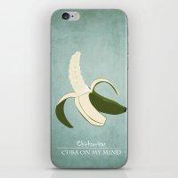 Chicharritas - Cuba on my mind iPhone & iPod Skin