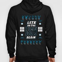 Lets Do The Time War Again Hoody