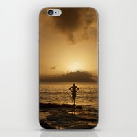 Gold Rush iPhone & iPod Skin