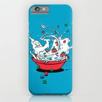 iPhone & iPod Case featuring Cereal Killa by Don Lim