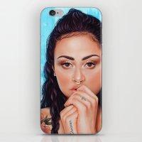 LA Dreamer iPhone & iPod Skin
