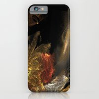 iPhone & iPod Case featuring Dragon with staircase by Vargamari