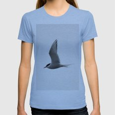Artic Tern Womens Fitted Tee Athletic Blue SMALL