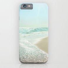 Good Morning Beautiful Sea iPhone 6s Slim Case