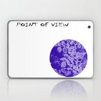 Negia Blue Laptop & iPad Skin