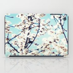 electric flowers II iPad Case