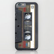 Cassette Gold iPhone 6 Slim Case