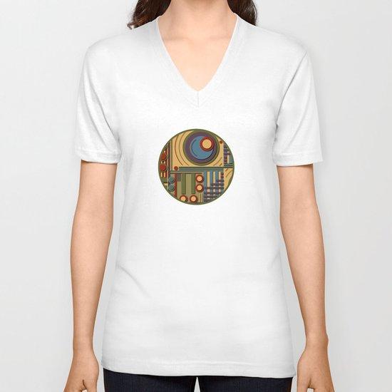 X17 V-neck T-shirt