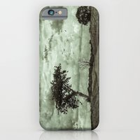 iPhone & iPod Case featuring The Lonely Road by ALLY COXON