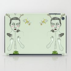 kış (winter) iPad Case