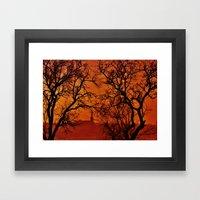 Good Morning - Photograp… Framed Art Print