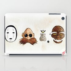 Make the Unlikeliest of Friends, Wherever You Go 2 iPad Case