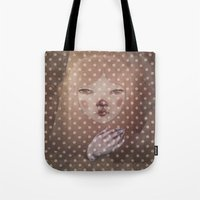 The ghost of our memories Tote Bag