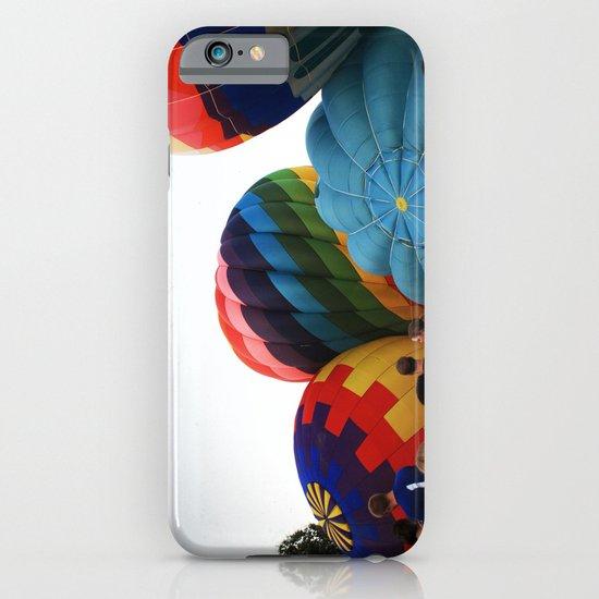 Hot-Air Balloon iPhone & iPod Case