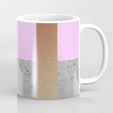 Abstract Lilac Pattern Mug
