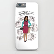 Mindy Kaling the Imaginary Best Friend Slim Case iPhone 6s